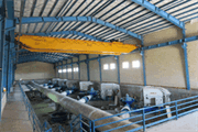Implementation of the water treatment plant in Toiserkan by BOT